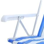 Cadeira Bel Prazer Reclinável 04 Posições em Alumínio- Maio
