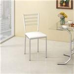 Cadeira com Encosto Cromada Dallas C152