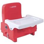 Cadeira de Alimentação Lenox Portátil Sweet Vermelha