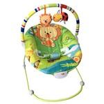 Cadeira de Balanço Poly Leão Baby Style