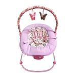 Cadeira de Balanço Vibratória Poly Borboletinha Baby Style