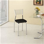 Cadeira de Cozinha Cromada Florença C121