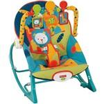 Cadeira de Descanso Bouncer Minha Infância Crescendo Comigo - Fisher Price