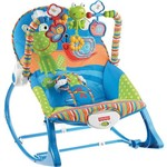 Cadeira de Descanso Bouncer Minha Infância Sapinho - Fisher Price