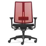 Cadeira de Escritório Flexform Led Lipstick Red