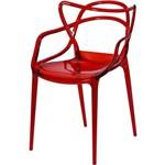 Cadeira de Jantar Solna Ór Design Vermelho