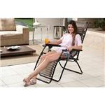 Cadeira de Praia Sevilha Reclinável 21 Posições - Mor