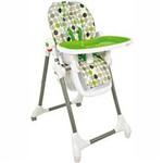 Cadeira de Refeição Snack Verde - Kiddo