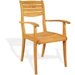 Cadeira Desmontável Luisa Marrom Claro - Tramontina