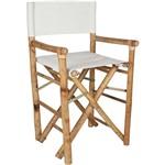 Cadeira Diretor Bamboo Natural - Components