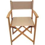 Cadeira Diretor Bege - Tramontina