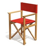 Cadeira Diretor Vermelho