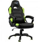Cadeira Gamer Aerocool Ac80c Preta/verde En55079