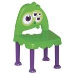 Cadeira Monster Verde/Lilás