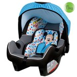 Cadeira para Auto - Beone - Mickey Baby - Teamtex