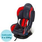 Cadeira para Auto Galzerano Transbaby - Grafite/Vermelho