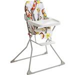 Cadeira para Refeição Alta Standard Girafas - Galzerano