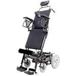Cadeira Rodas Freedom Stand-up Preta Totalmente Motorizada (cód. 11200)