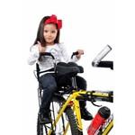 Cadeirinha Bicicleta Infantil Traseira Cinto de Segurança - Al-17