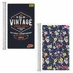 Caderneta / Bloco de Notas com 96 Folhas Estampas Sortidas 1