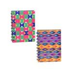 Caderneta Bloco de Notas com Capa 3d 80 Folhas 13x9cm