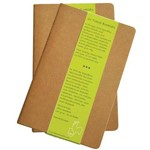 Caderneta Especial Hahnemuhle Travel Booklets 02 Un 140g 13,5 X 21 Cm 020 Fls 628 395