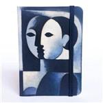 Caderneta Ismael Nery - Figuras em Azul - M