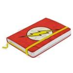 Caderneta The Flash Logo - Dc Comics