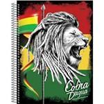 Caderno 20 Materias C Dura Cobra D Agua Masculino 400 Fls S Domingos Pct.c/02