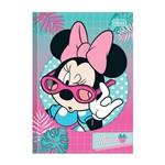 Caderno 1/4 Brochura Minnie - Óculos - 96 Folhas - Tilibra