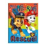 Caderno 1/4 Brochura Patrulha Canina - On a Ruff-ruff - 96 Folhas - Foroni