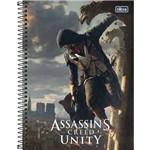 Caderno 10x1 Capa Dura 2019 Assassin S Creed 200 Folhas Tilibra