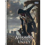 Caderno 10x1 Capa Dura 2019 Assassin S Creed 200 Folhas