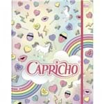 Caderno Argolado Capricho Tilibra