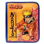 Caderno Argolado Fichário Universitário Naruto Jandaia