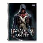 Caderno Assassins Creed (200F) 10x1 Capas Sortidas - Tilibra