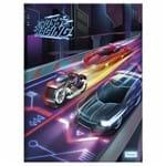 Caderno Brochurão Cross Racing 60 Folhas Foroni 1021067