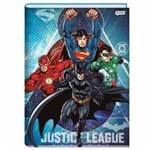 Caderno Brochura 1/4 Liga da Justiça 96 Folhas Jandaia 1020357