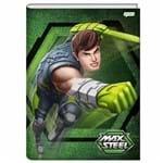 Caderno Brochurão Max Steel 96 Folhas Jandaia 994368