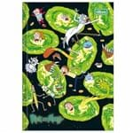 Caderno Brochura 1/4 Rick e Morty 80 Folhas Tilibra 133247