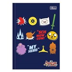 Caderno Brochura Adventure Time - Personagens - Tilibra