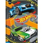 Caderno Brochura C/D 96 Folhas Hot Wheels Tilibra