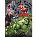 Caderno Brochura Capa Dura 1/4 Avengers 96 Folhas - Sortido (Pacote com 5 Unidades)