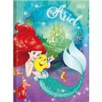 Caderno Brochura Disney Princesas 96 Folhas Tilibra