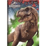 Caderno Brochura Foroni Capa Dura 1/4 96 Folhas - Jurassic World - Sortidos