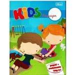 Caderno Brochura Pedagógico Linguagem Kids Capa Dura 40 Fls - Tilibra