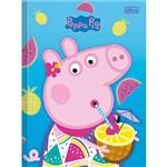 Caderno Brochura Peppa Pig 80 Folhas - Tilibra