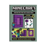 Caderno Brochura Pequeno Minecraft - Warning - Foroni