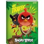 Caderno Brochura Univ Cd 96fls Angry Birds Filme Jandaia