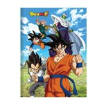 Caderno Brochurão 96f Cd Dragon Ball Super 4859 São Domingos